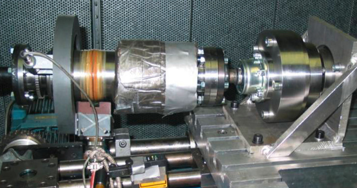 CV-Joint Test Bench for Functional Tests
